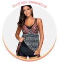 Rosewe: 75% Off Plus Size Swimwear