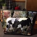 Teeamazing: Cow Tote Bags
