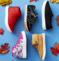 "Zulily: 60% Off - ""Fall""ing For Cool Back To School Shoes"