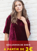 SheIn: SheIn Exclusives De 3€