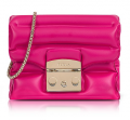 Forzieri: 30% Off Pinky Rubber Metropolis Oxygen Mini Crossbody Bag