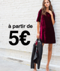 SheIn: Robe À Partir De 5 €