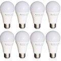 Ebay: Buy 1 Get 1 & 55% Off - 8 Pack LED Light Bulbs Dimmable 60W