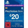 G2deal: PSN 20 EUR / Playstation Network Gift Card DE Store