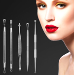 Ebay: Over 10000 Sold - 70% Off 5 Blackhead Blemish Face Acne Extractor Remover