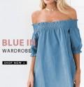 Luvyle: 30% Off Blue In Wardrobe