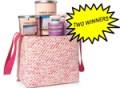 Dealmaxx: 2 Winners - Win The Yankee Candle Pinks Sand Tote Gift