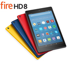 Dealmaxx: A Chance To Win Amazon Kindle Fire HD 8 Tablet