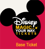 Florida Ticket Station: 3% Off Walt Disney World