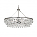 Burke Decor: Bling Collection Large Chandelier Design By Robert Abbey Just Sale $2042