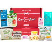 Love With Food: Believe You Can August Tasting Box Just Sale $15
