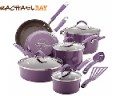 Dealmaxx: Enter The Rachael Ray 12 Piece Cucina Porcelain Cookware Set Giveaway