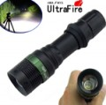 Ebay: 50% Off Ultrafire LED Flashlight Torch Lamp + Free Shipping
