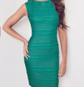 Lipsy: £25 Off LIPSY LOVE MICHELLE KEEGAN RIPPLE DETAIL DRESS