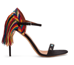 Matches Fashion: 50%Off Valentino Suede Sandals