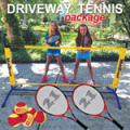 OnCourt OffCourt: $61 Off Driveway Tennis Package