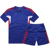 Custombbs: 57% Off AD-501 Customize Team Blue Soccer Jersey Kit