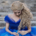 AbHair: Cinderella Costume Wig For $35.99