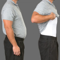 BoardwalkBuy: 83% Off - Men's Body Slimming Under-Shirt