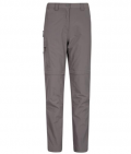 Mountain Warehouse: 67% Off Explore Womens Convertible Trousers - Grey