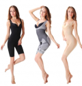 BoardwalkBuy: 84 % Off - Women's Bamboo-Charcoal Slimming Bodysuit