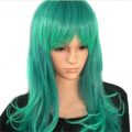 AbHair: Gradient Green Wig For $39.99