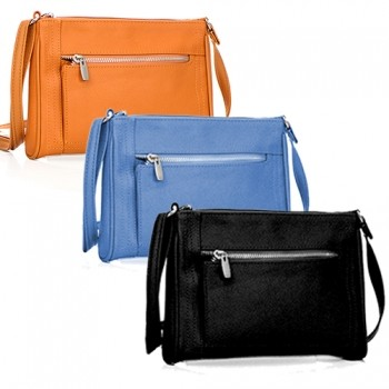 Mobstub: 85% Off -  Beverly Crossbody Leather Purse - 3 Styles