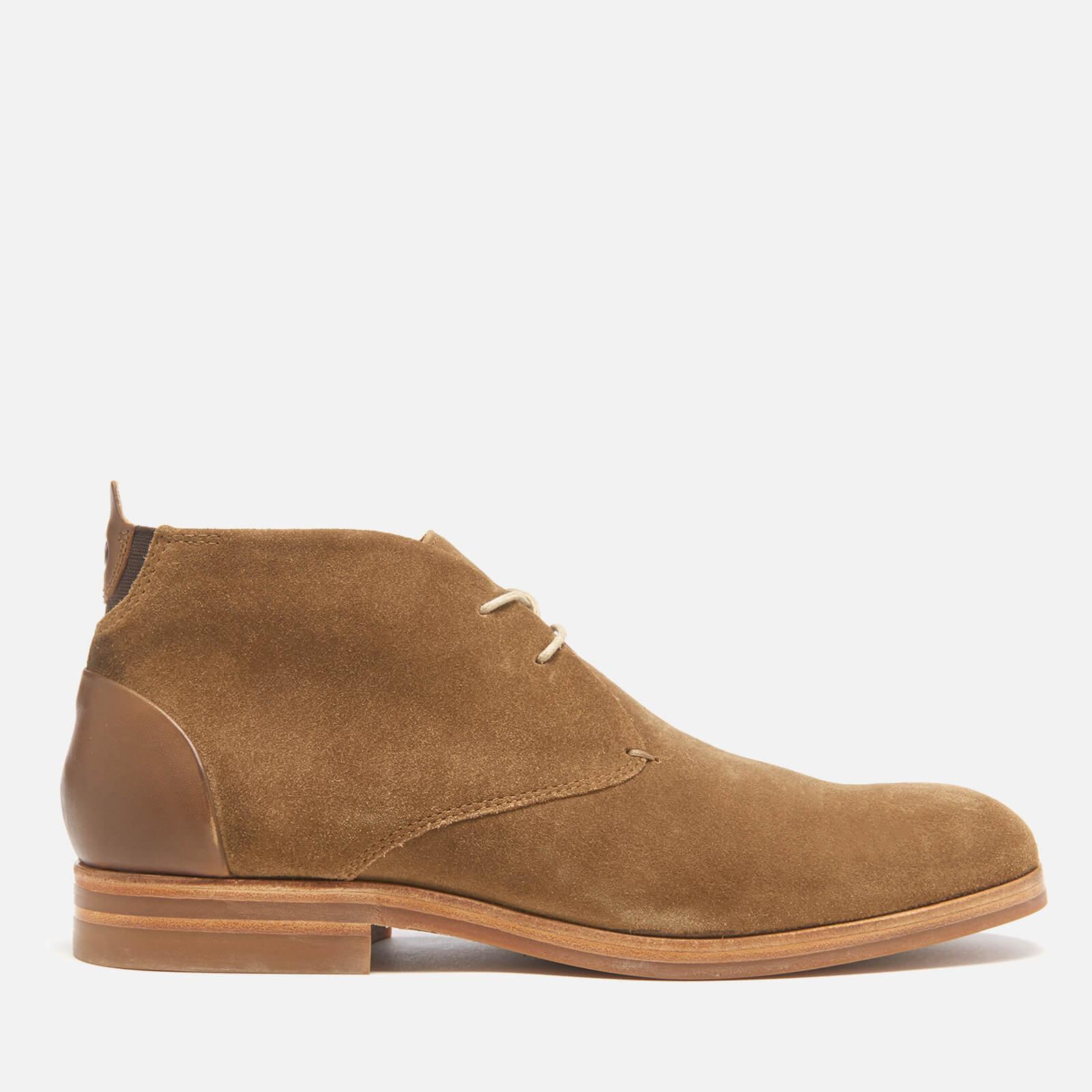 Allsole: 30% Off Hudson London Men's Matteo Suede Chukka Boots