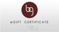 B-glowing: Gift Certificates For  $25
