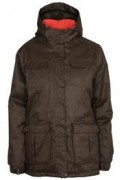 Mountain Warehouse: 64% Off June Women's Ski Jacket(Brown)