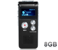 Focalprice: Lowest Price - 8GB MP3 Digital Voice Recorder & Free Shipping