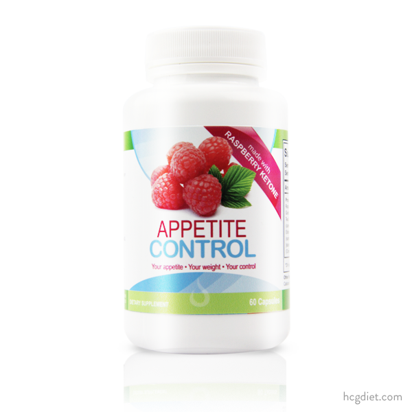 HCG Diet: Raspberry Ketones Appetite Control For $24.99