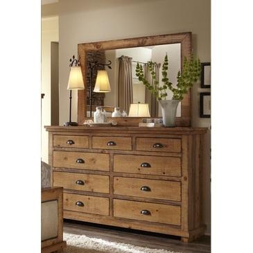 Beyondstores: 23% Off Progressive Furniture Willow Drawer Dresser