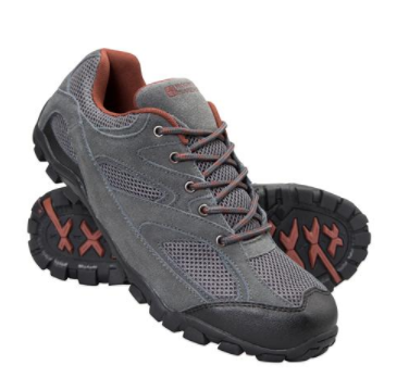Mountain Warehouse: 68% Off Outdoor Mens Walking Shoes(3 Colors Selected)