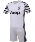 Custombbs: 63% Off Juventus Away White Jersey Kit