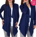 Mobstub: 75% Off -  AGIATO Cascade Cardigan(3 Colors)