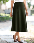 Appleseeds: 70% Off Everyday Knit Long Skirt
