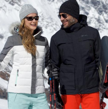 Mountain Warehouse: 60% Off Ski Clothing & Gear