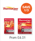 Chemist Direct: Save 1/3 On Thermacare Joint Pain Relief