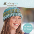 Interweave: 85% Off Knitting Daily Workshop Brioche