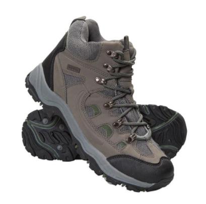Mountain Warehouse: 50% Off Adventurer Mens Waterproof Boots - Khaki