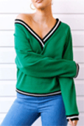 Bellalike: $19 For New Arrival V Neck Sweatshirts