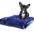Mobstub: 76% Off Micro-plush Embossed Pet Blanket Throw - 4 Colors