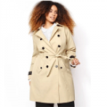 AdditionElle: $75 Off Michel Studio Trench Coat