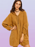 SheIn: 50% Off Military Coat