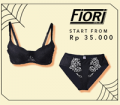 Blibli: Underwear Start From Rp35,000