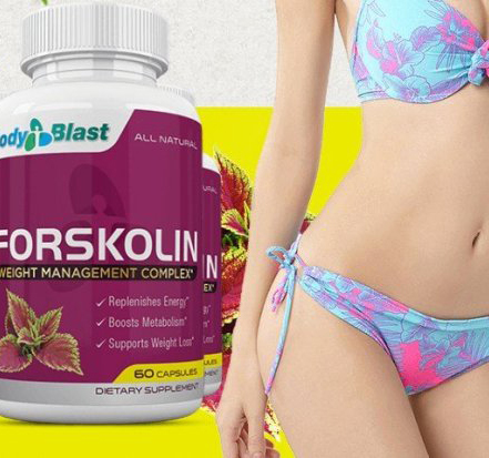 WeightLoss: BodyBlast Forskolin - Proven Metabolism Booster For Burning Fat
