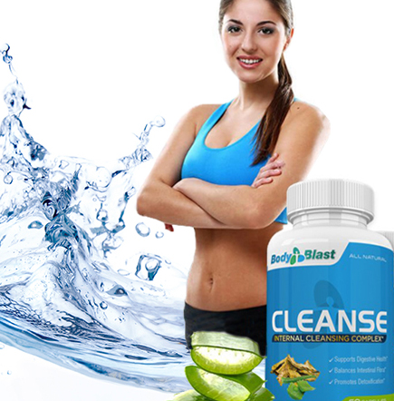 WeightLoss: BodyBlast Cleanse  - Detoxify And Lose Weight Naturally