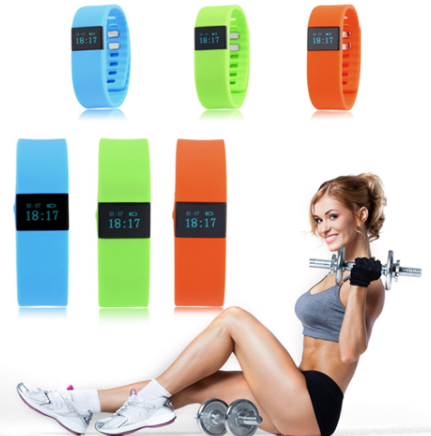 BoardwalkBuy: 67% Off Bluetooth Smart Watch Fitness And Sleep Tracker - Assorted Colors