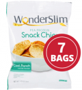 DietDirect: WonderSlim Pea Protein Snack Chips, Cool Ranch For $11.16